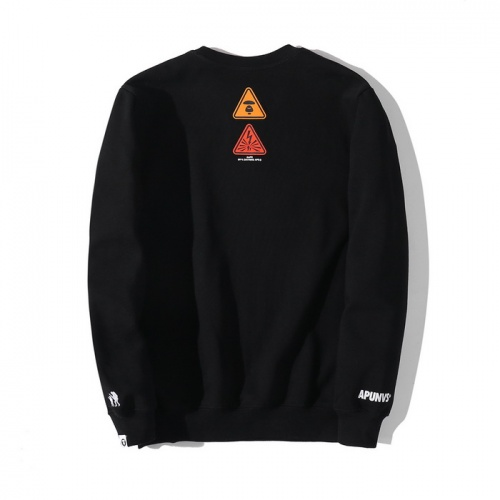 Replica Aape Hoodies Long Sleeved O-Neck For Men #802336 $38.80 USD for Wholesale