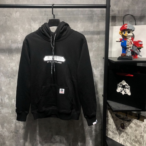 Replica Aape Hoodies Long Sleeved For Men #802341 $43.65 USD for Wholesale