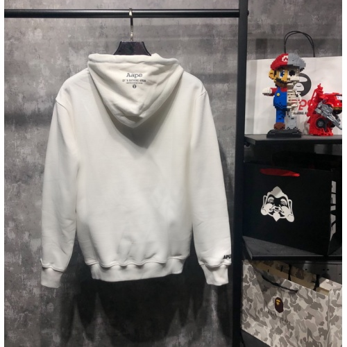 Replica Aape Hoodies Long Sleeved Hat For Men #802344 $43.65 USD for Wholesale