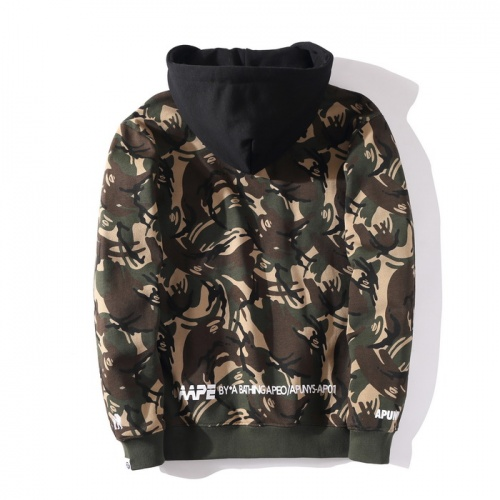 Replica Aape Hoodies Long Sleeved Hat For Men #802346 $46.56 USD for Wholesale