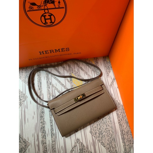 Hermes AAA Quality Messenger Bags For Women #802411