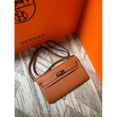 Hermes AAA Quality Messenger Bags For Women #802416
