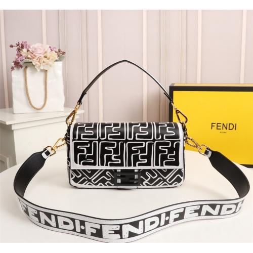 Fendi AAA Messenger Bags For Women #802419