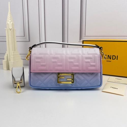 Fendi AAA Messenger Bags For Women #802420