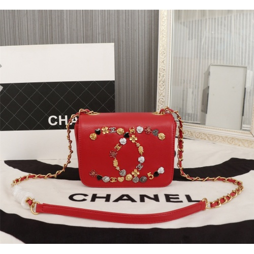 Chanel AAA Messenger Bags For Women #802436