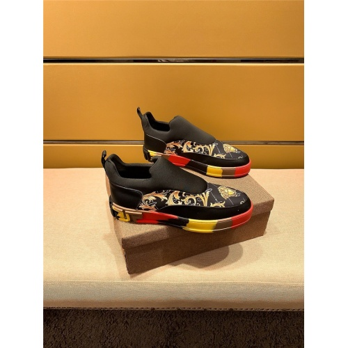 Versace Casual Shoes For Men #802725