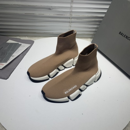 Balenciaga Boots For Women #802806