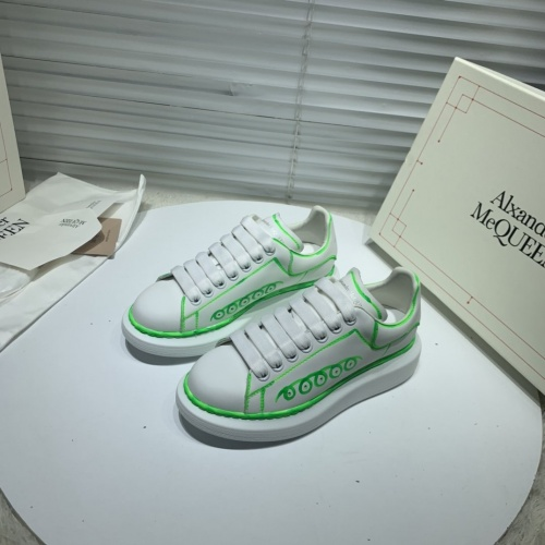 Alexander McQueen Casual Shoes For Men #802825
