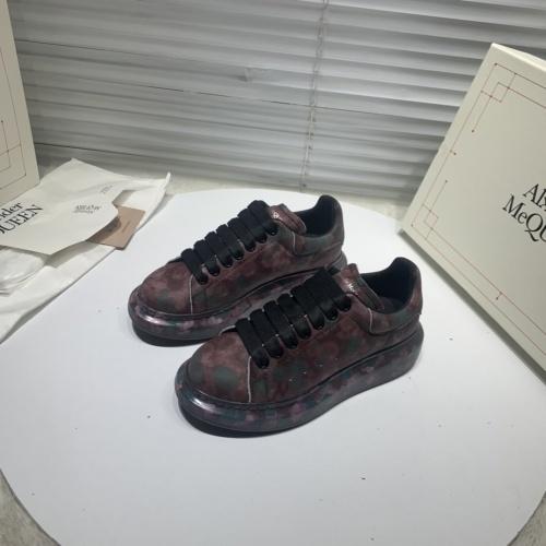 Alexander McQueen Casual Shoes For Women #802839