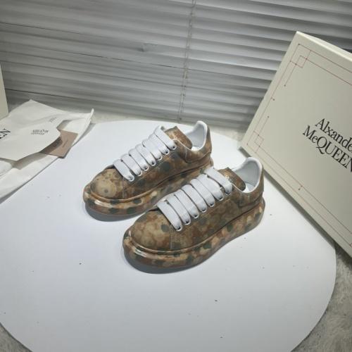 Alexander McQueen Casual Shoes For Women #802846