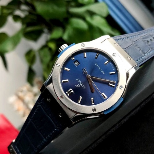 Replica HUBLOT AAA Quality Watches For Men #802854 $177.51 USD for Wholesale