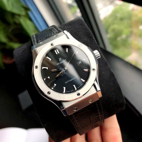Replica HUBLOT AAA Quality Watches For Men #802855 $177.51 USD for Wholesale