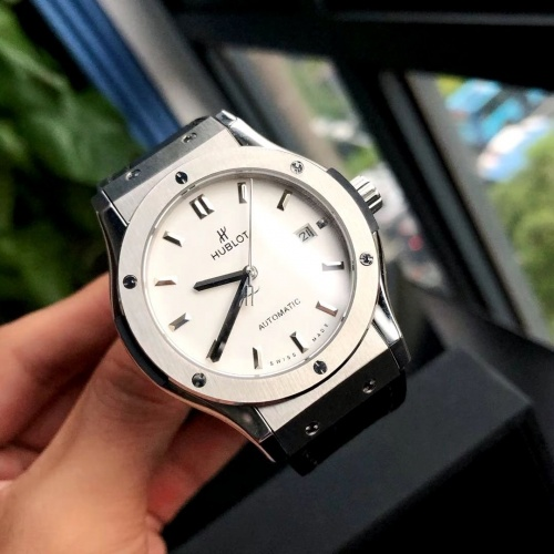 HUBLOT AAA Quality Watches For Men #802856 $177.51 USD, Wholesale Replica HUBLOT Quality Watches