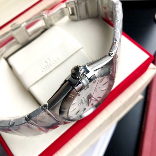 Replica OMEGA AAA Quality Watches For Women #802863 $215.34 USD for Wholesale