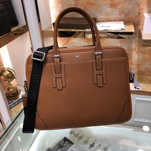 Hermes AAA Man Handbags #803003