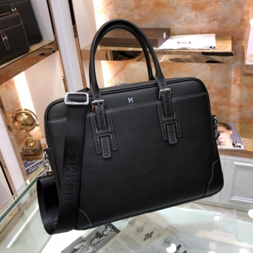 Hermes AAA Man Handbags #803004 $136.77, Wholesale Replica Hermes AAA Man Handbags