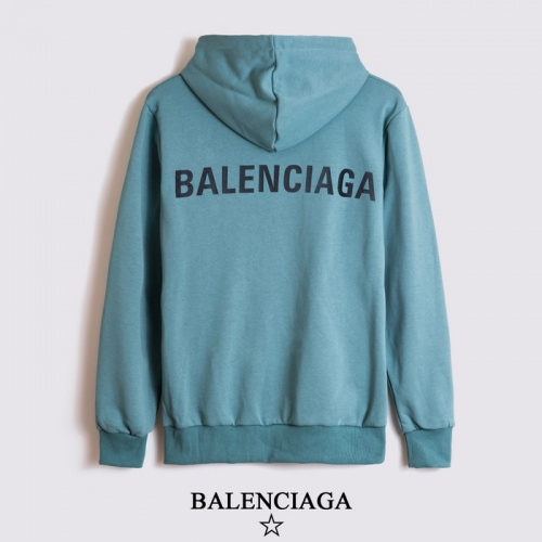 Balenciaga Hoodies Long Sleeved Hat For Men #803328