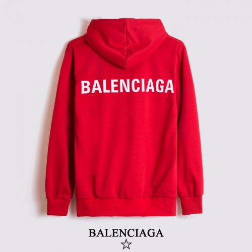 Balenciaga Hoodies Long Sleeved Hat For Men #803329