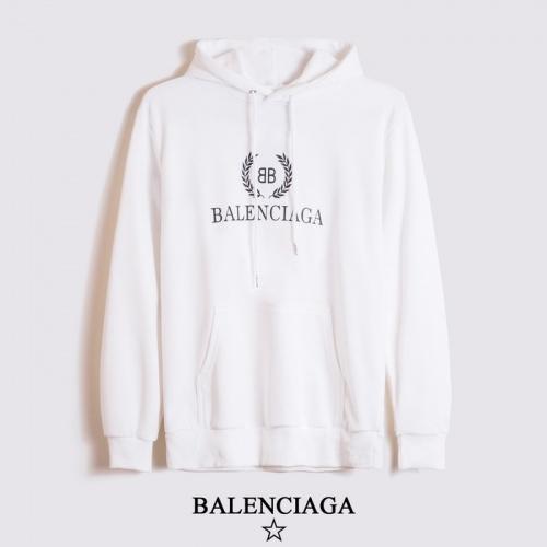 Balenciaga Hoodies Long Sleeved Hat For Men #803337