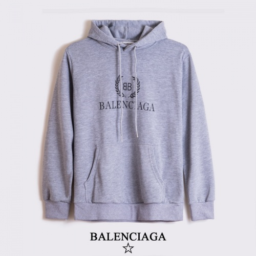 Balenciaga Hoodies Long Sleeved Hat For Men #803338
