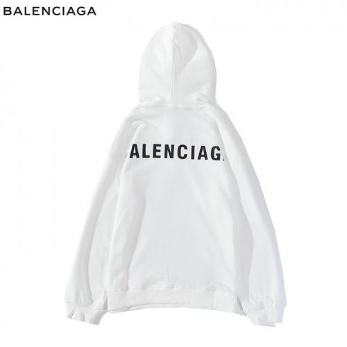 Balenciaga Hoodies Long Sleeved Hat For Men #803345