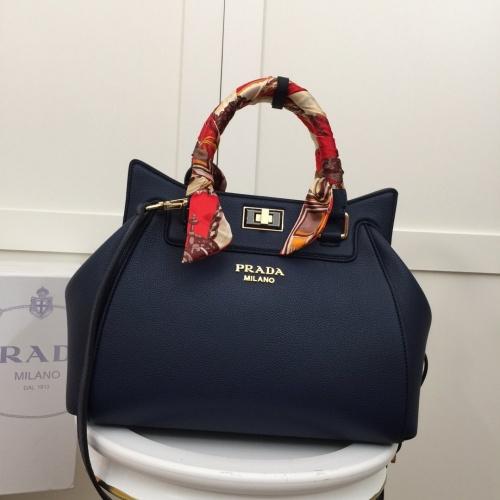 Prada AAA Quality Handbags For Women #803375