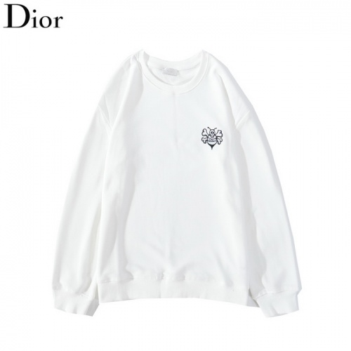 Christian Dior Hoodies Long Sleeved O-Neck For Men #803397