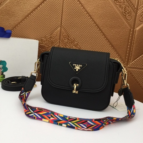 Prada AAA Quality Messeger Bags For Women #803408 $86.33, Wholesale Replica Prada AAA Quality Messeger Bags