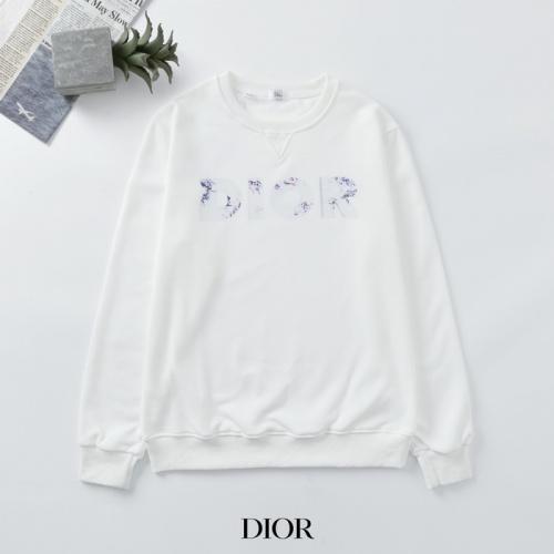 Christian Dior Hoodies Long Sleeved O-Neck For Men #803420