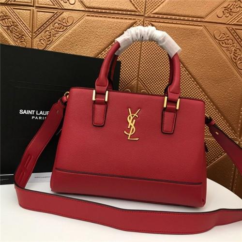 Yves Saint Laurent YSL AAA Quality Handbags For Women #803448