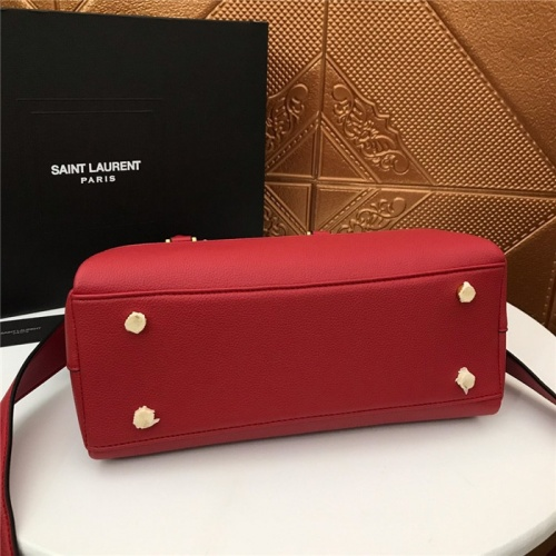 Replica Yves Saint Laurent YSL AAA Quality Handbags For Women #803448 $99.91 USD for Wholesale