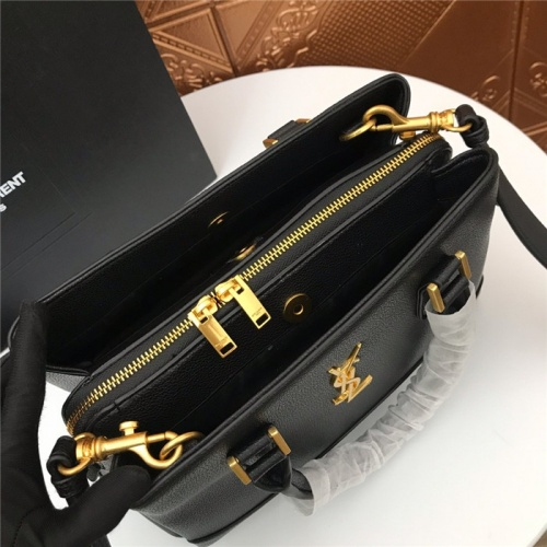 Replica Yves Saint Laurent YSL AAA Quality Handbags For Women #803452 $99.91 USD for Wholesale