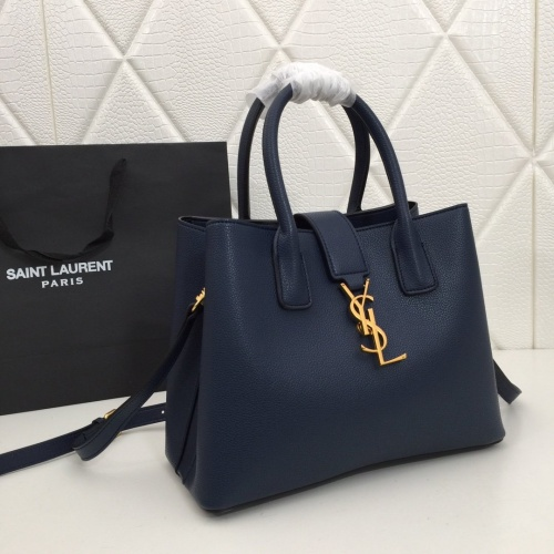 Replica Yves Saint Laurent YSL AAA Quality Handbags For Women #803460 $102.82 USD for Wholesale