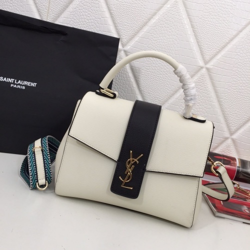 Yves Saint Laurent YSL AAA Quality Messenger Bags For Women #803466