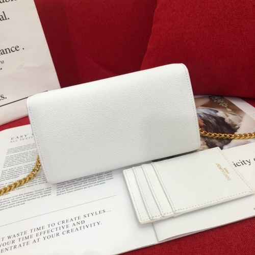 Replica Yves Saint Laurent YSL AAA Quality Messenger Bags For Women #803499 $90.21 USD for Wholesale