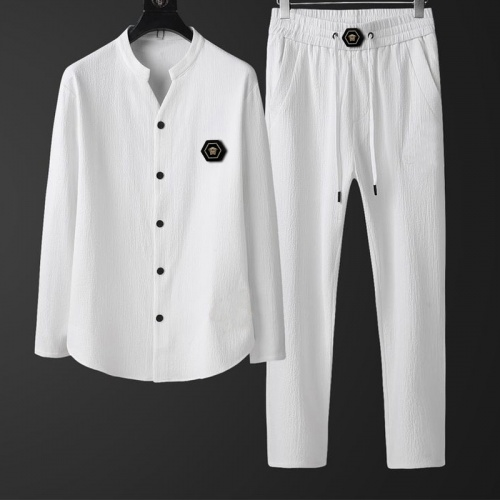 Versace Tracksuits Long Sleeved For Men #803512 $82.45, Wholesale Replica Versace Tracksuits
