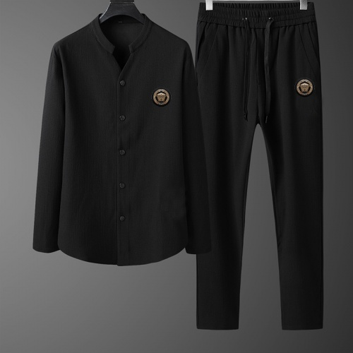 Versace Tracksuits Long Sleeved For Men #803513 $82.45, Wholesale Replica Versace Tracksuits