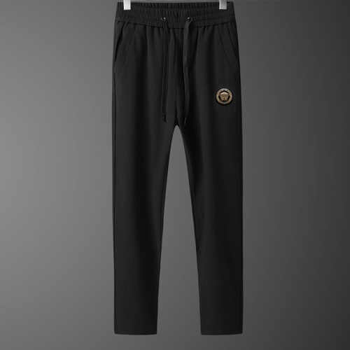 Replica Versace Tracksuits Long Sleeved For Men #803513 $82.45 USD for Wholesale