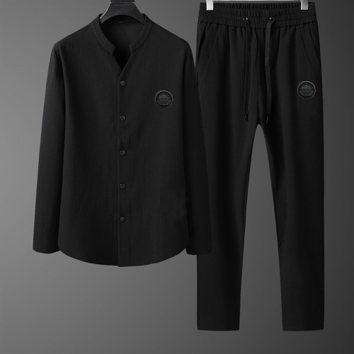 Versace Tracksuits Long Sleeved For Men #803517 $82.45 USD, Wholesale Replica Versace Tracksuits