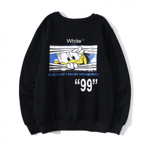 Off-White Hoodies Long Sleeved O-Neck For Men #803549