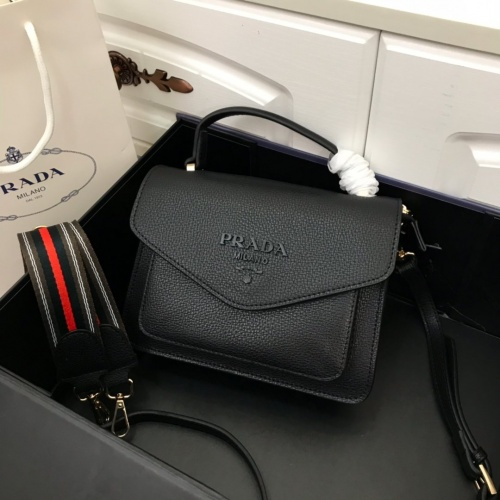 Prada AAA Quality Messeger Bags For Women #803565