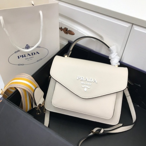 Prada AAA Quality Messeger Bags For Women #803566