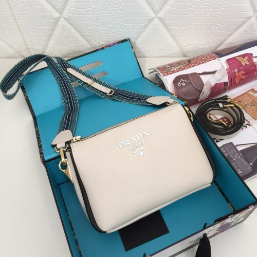 Prada AAA Quality Messeger Bags For Women #803579