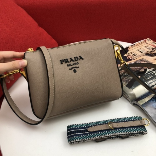 Prada AAA Quality Messeger Bags For Women #803581