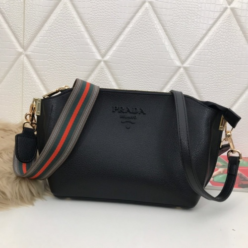 Prada AAA Quality Messeger Bags For Women #803585