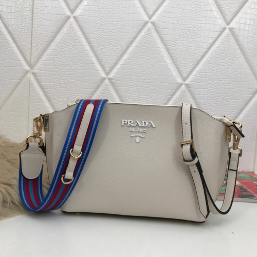 Prada AAA Quality Messeger Bags For Women #803586