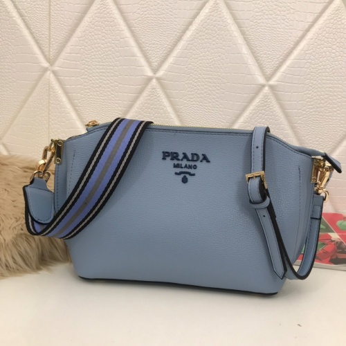Prada AAA Quality Messeger Bags For Women #803587