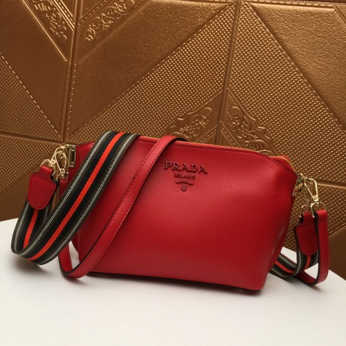 Prada AAA Quality Messeger Bags For Women #803589