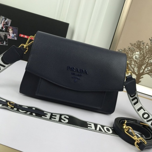 Prada AAA Quality Messeger Bags For Women #803593