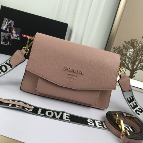 Prada AAA Quality Messeger Bags For Women #803595